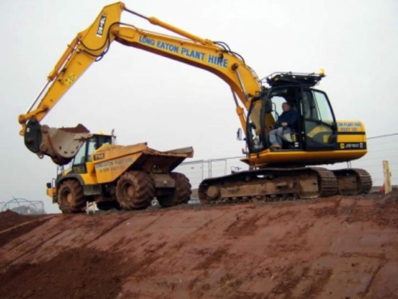 Cpcs a59 360 excavator training course in birmingham.