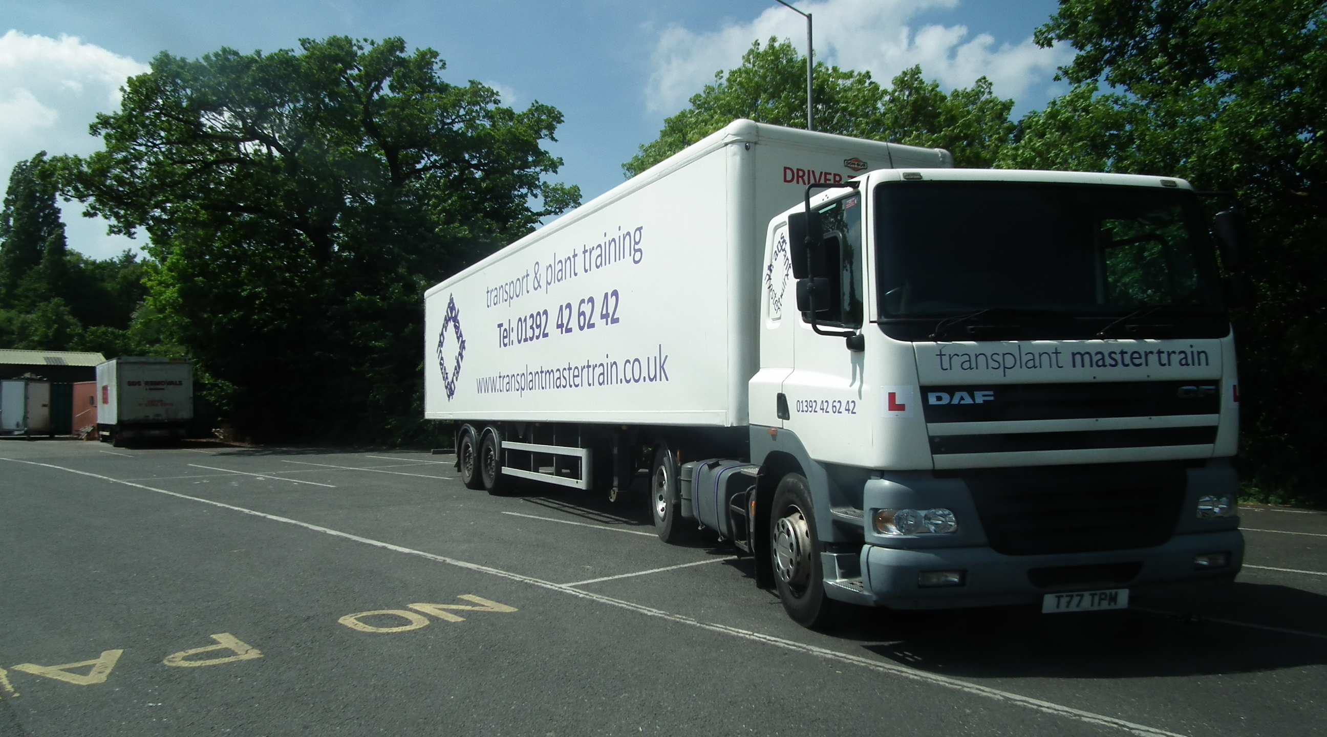 LGV / HGV Lorry Driver Training - Honiton quote