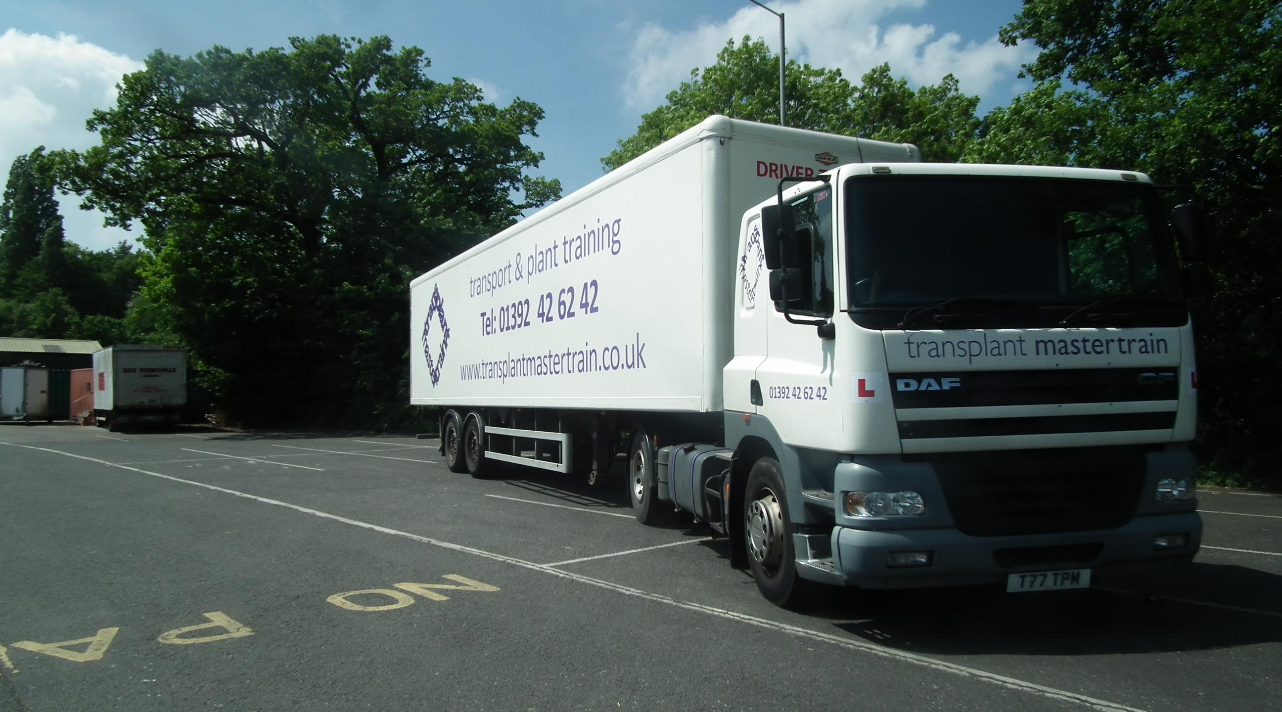 LGV / HGV Lorry Driver Training - Honiton quote